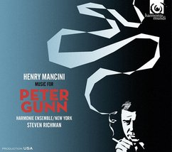 Harmonie Ensemble: Music for Peter Gunn