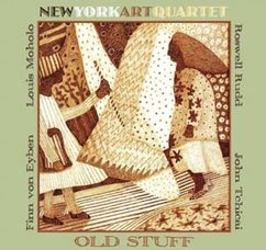 The New York Art Quartet: Old Stuff