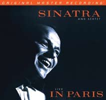 Frank Sinatra: Sinatra and Sextet Live in Paris