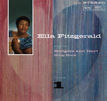 Ella Fitzgerald: Rodgers and Hart Song Book