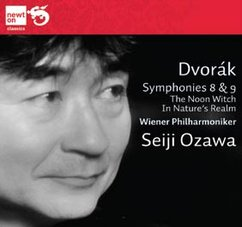 Dvorak: Symphonies 8 and 9; The Noon Witch; In Nature's Realm