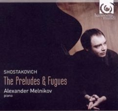 Shostakovitch: Preludes and Fugues, op. 87