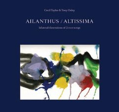 Cecil Taylor and Tony Oxley: Alianthus /Altissima