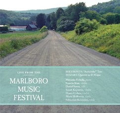 Live from the Marlboro Music Festival