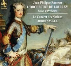 Rameau: Suties d'Orchestra
