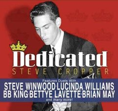 Steve Cropper: Dedicated