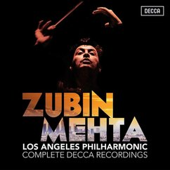 Zubin Mehta and the Los Angeles Philharmonic: Complete Decca Recordings