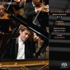 Beethoven: Piano Concertos 4 and 5