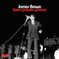 James Brown: Love Power Peace