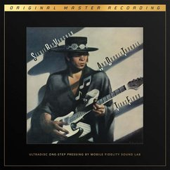 Stevie Ray Vaughan and Double Trouble: Texas Flood