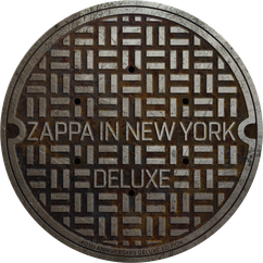 Frank Zappa: Zappa in New York: 40th Anniversary Deluxe