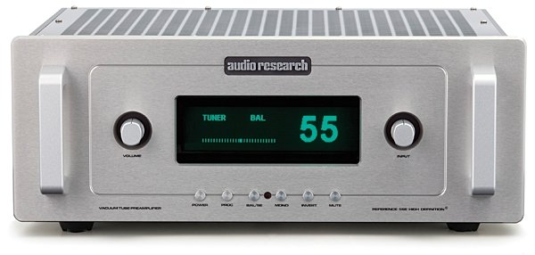 Audio Research Corporation Reference 5 SE Linestage Preamp, Reference Phono 2 SE Phonostage Preamp, and Reference 250 Monoblock Power Amp