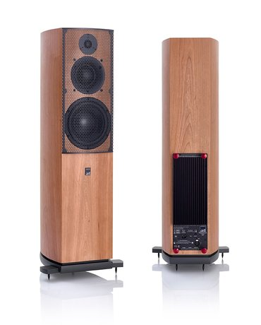 System Feature: Naim Audio NAC-N 272 network preamplifier and ATC SCM40 active floorstanding loudspeakers