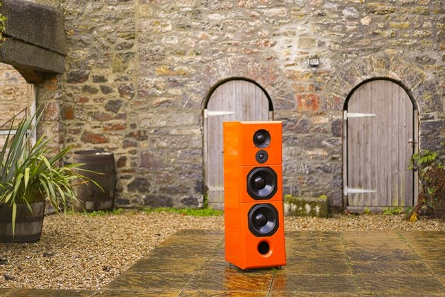 Graham Audio VOTU floorstanding loudspeaker
