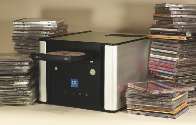 TESTED: Sound Science Music Vault II Network Attached Storage Device