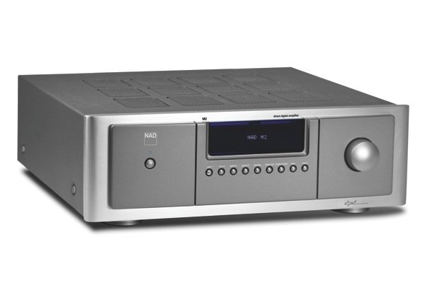 NAD M2 Direct Digital Amplifier (TAS 198)