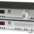Simaudio Moon i3.3 Integrated Amplifier & CD3.3 CD Player (TAS 198)