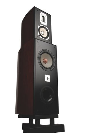 Von Schweikert Audio UniField Model Three Loudspeaker (TAS 198)