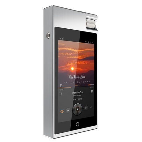 Cayin N5iiS digital audio player