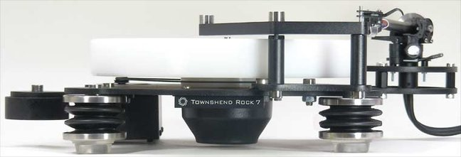 Townshend Audio Rock 7 Turntable (TAS 209)
