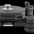 JR Transrotor Dark Star Turntable (TAS 212)