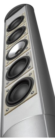 KEF KHT6000 ACE 5.1-Channel Loudspeakers