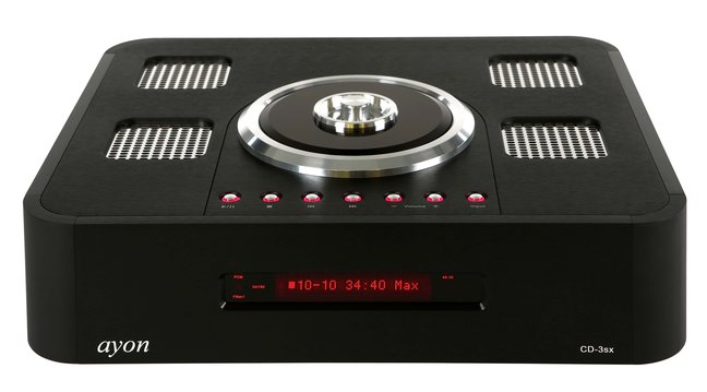 Ayon Audio CD-3sx CD Player/DAC/Preamplifier