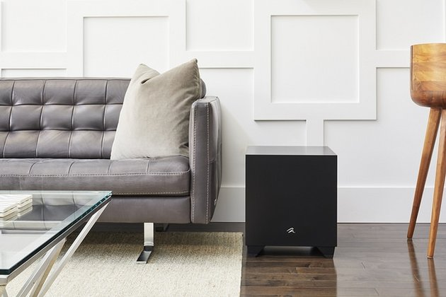 New MartinLogan Subwoofers Offer Wireless Control, Wireless Room Correction, and Wireless Signal Connection