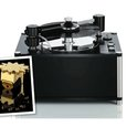 Clearaudio Goldfinger v2 Moving-Coil Cartridge & Double Matrix Record-Cleaning Machine
