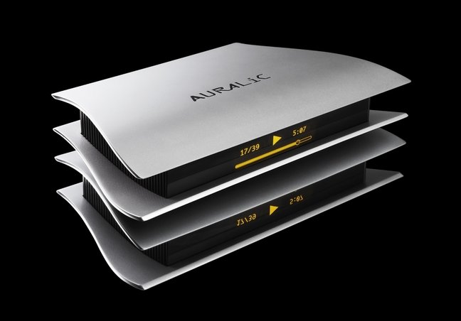 AURALiC's ARIES Streamer Bridge Endows DACs with Hi-Res Streaming Functions