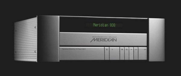 TAS 194: Meridian 808.2 Reference Signature CD Player