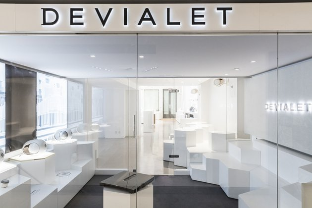 Devialet Opens Its First U.S. Store in NYC