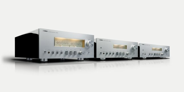 Yamaha Expands Premium Hi-Fi Family of Audio Components with New A-S Series Integrated Amplifiers
