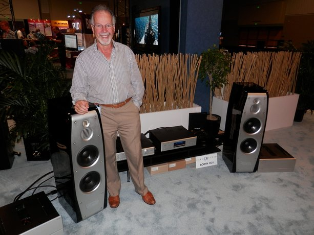 TAS CEDIA 2012 Show Report: Loudspeakers - Part 1