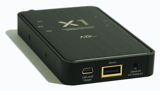 ADL X1 Portable DAC and Headphone Amplifier