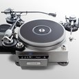 TechDAS Air Force III turntable and SAT tonearm