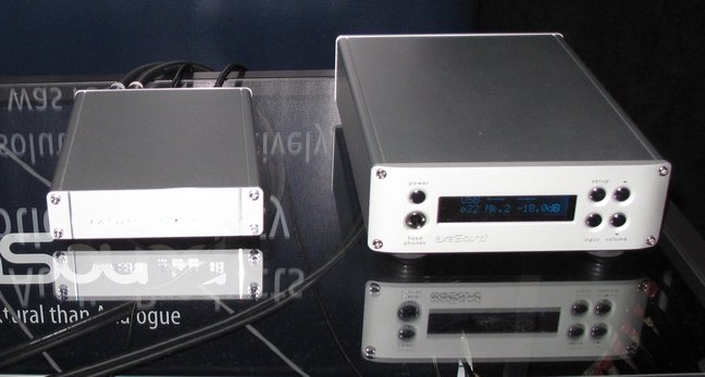 AXPONA Chicago 2015: Digital and Analog Sources