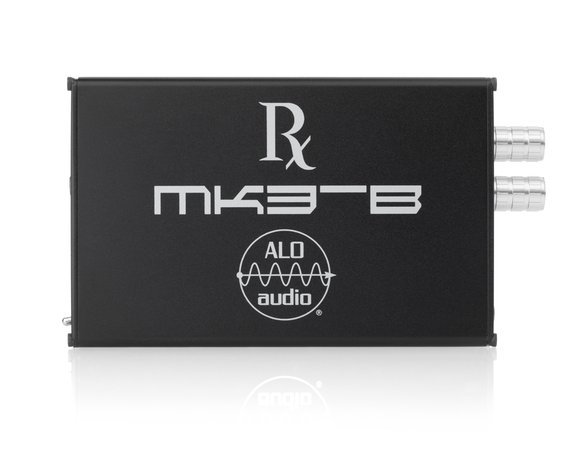 ALO Audio Rx MK3-B Fully-Balanced Portable Headphone Amp (Playback 61)