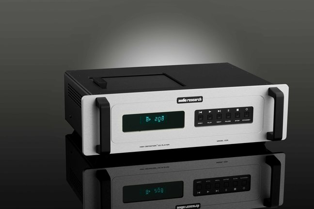 First Listen: Audio Research CD5 Compact Disc Player