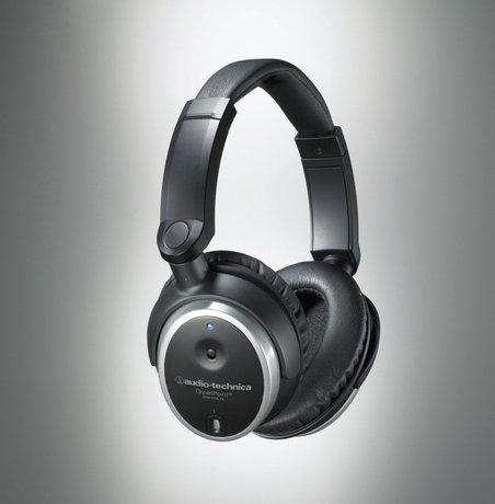 Audio-Technica ATH-ANC7b Noise-Cancelling Headphones (Playback 29)