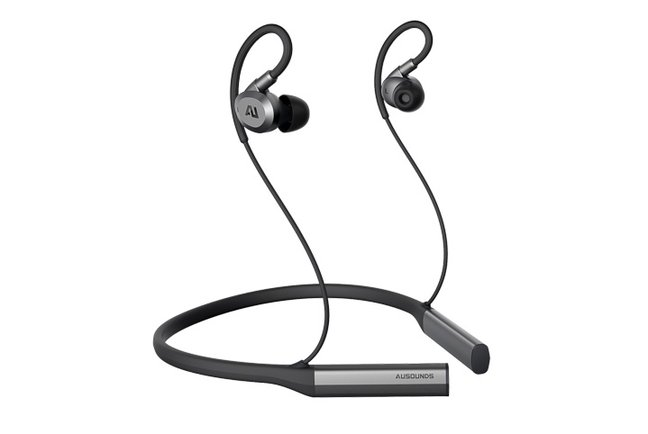 Ausounds AU-Flex-ANC wireless neckband earphone