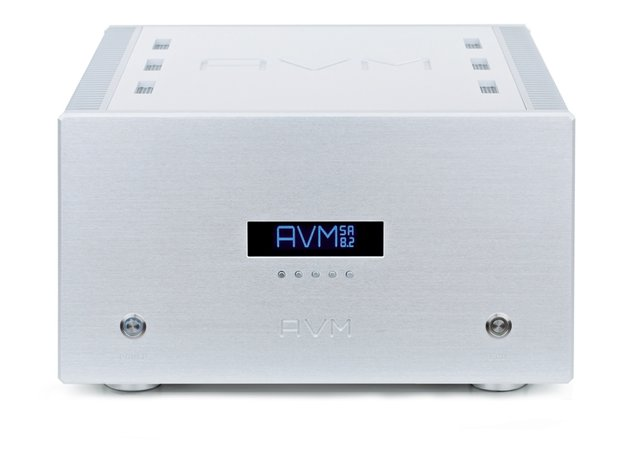 AVM SA8 Power Amplifier