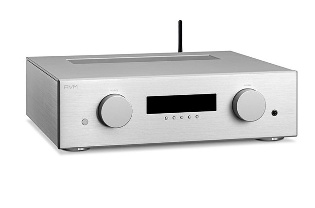 AVM Evolution SD 5.2 streaming DAC/preamp