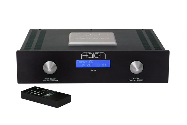 Affordable Amps, Preamp from Aaron of Germany