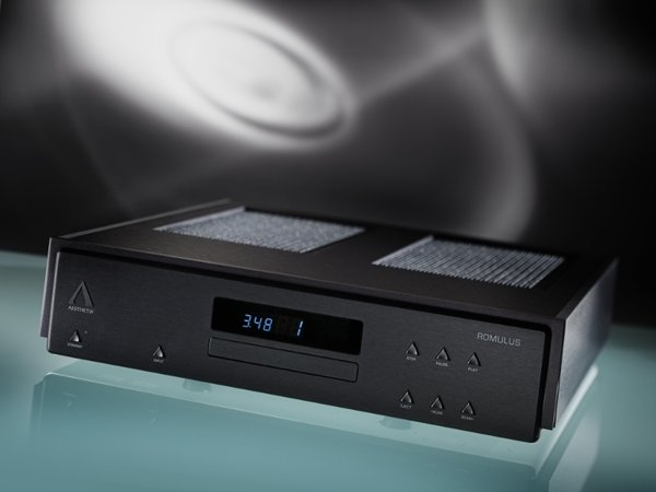 Aesthetix Romulus CD Player/DAC
