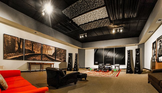 D'Agostino Master Audio Systems, YG Acoustics, and Alma Music & Audio Demonstrate Mega System