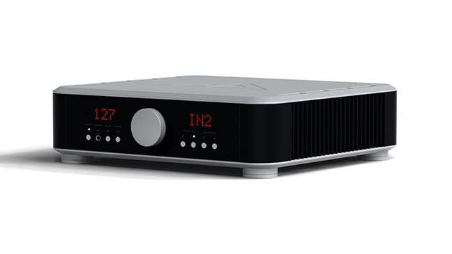 Analog Domain The Isis M75D integrated amplifier