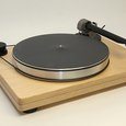 Analogue Works Turntable One turntable and Design/Build/Listen The Wand tonearm
