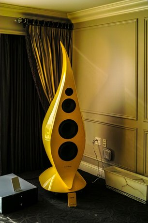 JV's CES 2013 Show Report: Loudspeakers $20k and Above