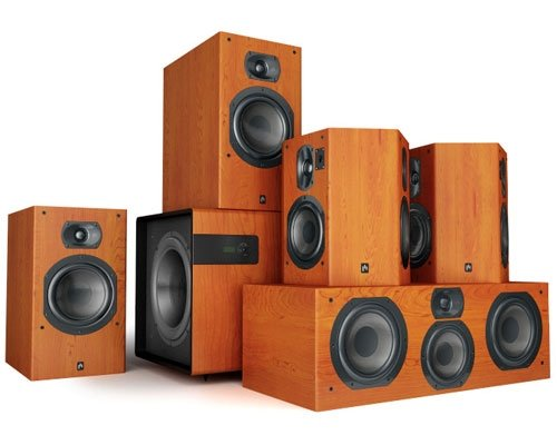 Aperion Offers Specially-Priced 10th Anniversary 5.1-Channel Speaker System